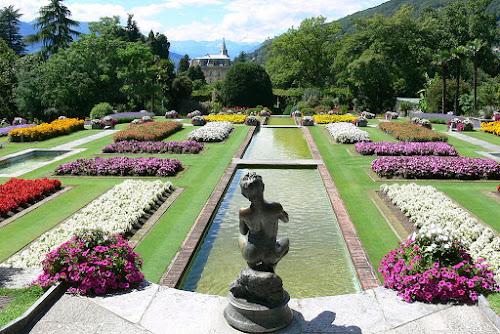 Jardines de Villa Taranto (Verbenia-Pallenza)
