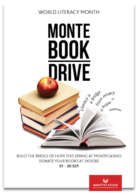 @MontecasinoZA Book Collection Challenge #Sep2017 #Skoobs
