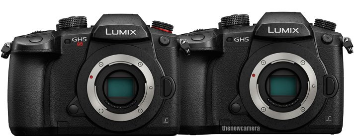 Сравнение Panasonic Lumix GH5 и GH5s