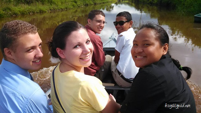 A guest post from a young adult missionary kid. Life on the field is not always what is expected and there are bumps in the road that have to be crossed. frogslilypad.net