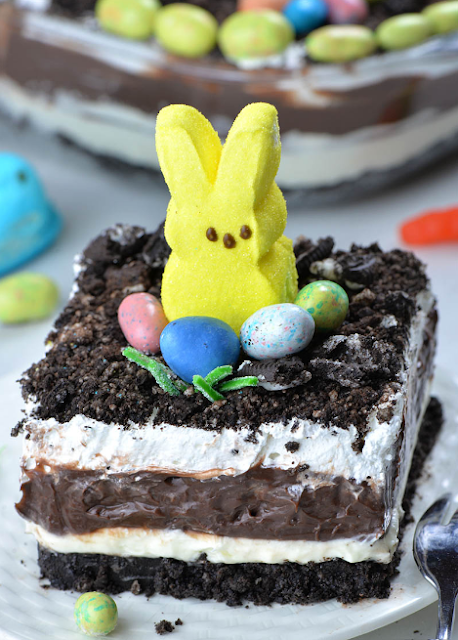 Best Easter Chocolate Lasagna