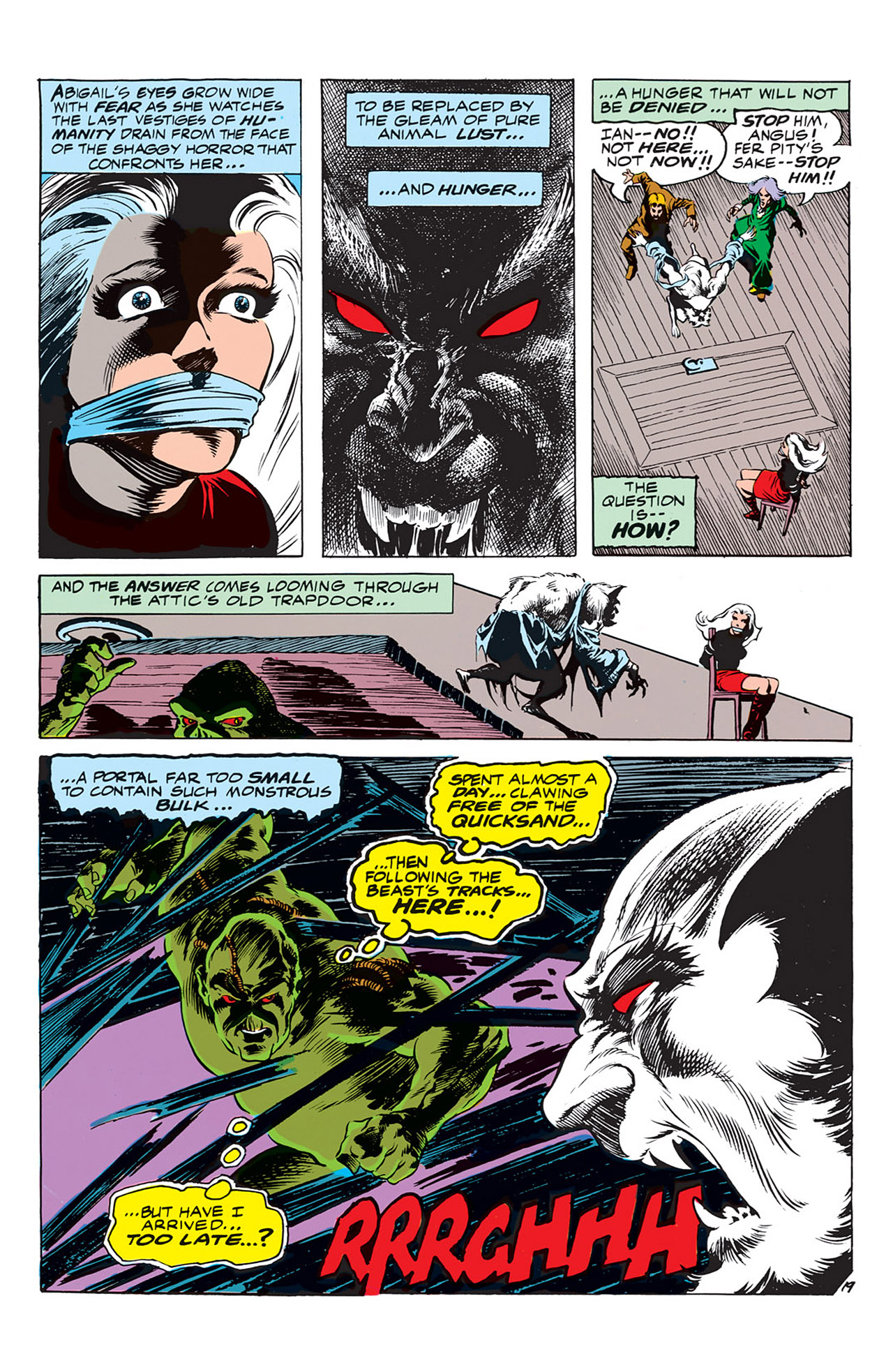 Swamp Thing (1972) Issue #4 #4 - English 20