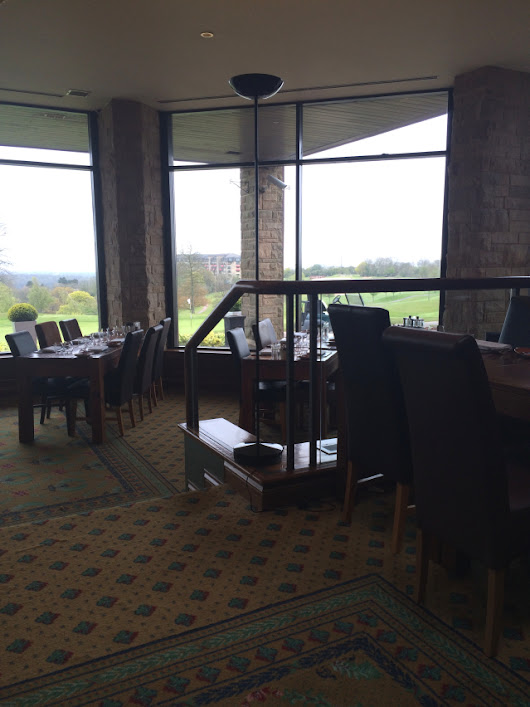 Sunday Best - The Grill, Celtic Manor