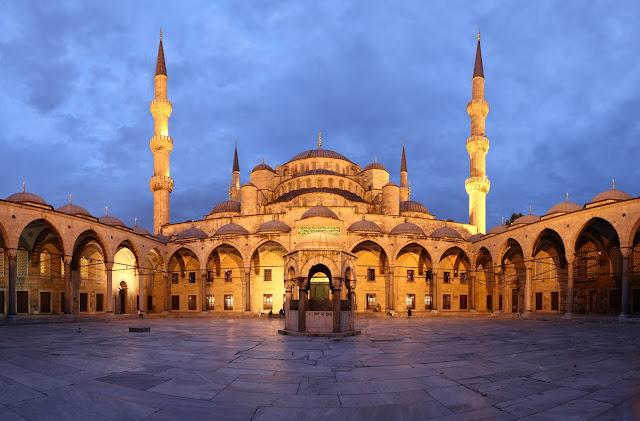 Mezquita Azul de Estambul o del Sultán Ahmed