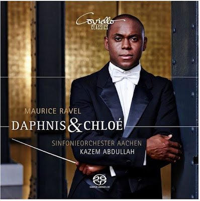 YourClassical.org: Kazem Abdullah evokes conflict, love in new Ravel recording