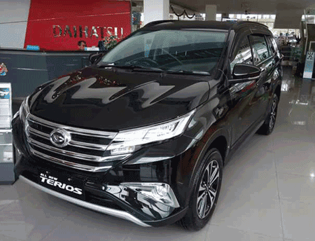 Promo Kredit Daihatsu Terios 2019