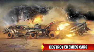 Mad Death Race v1.8.2 Mod APK4