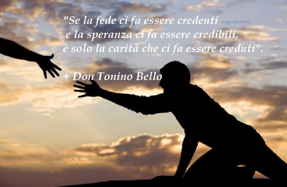 Conosciuto leggoerifletto: Grazie, Signore (Lc 5,27-32) - don Tonino Bello ZP15