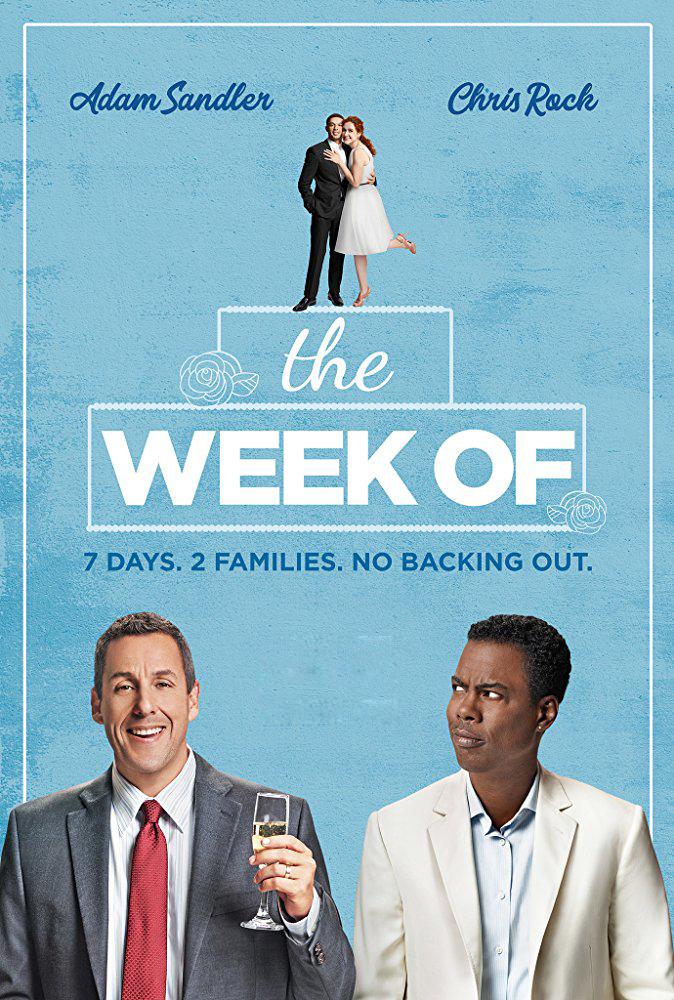 The Week Of [2018] [DVDR] [NTSC] [CUSTOM HD] [Latino]