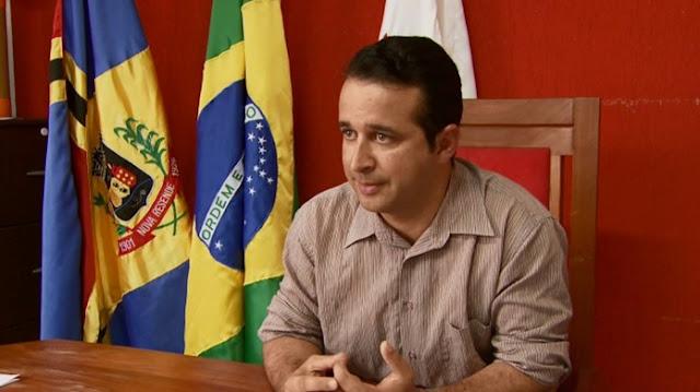 Prefeito de Nova Resende em Minas Gerais é enforcado e morto (Foto: Reprodução/Globo.com)