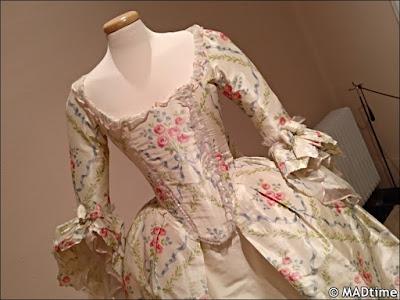 Los trajes de María Antonieta