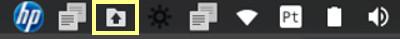 limpar desktop ou area de trabalho no ubuntu com o clear desktop