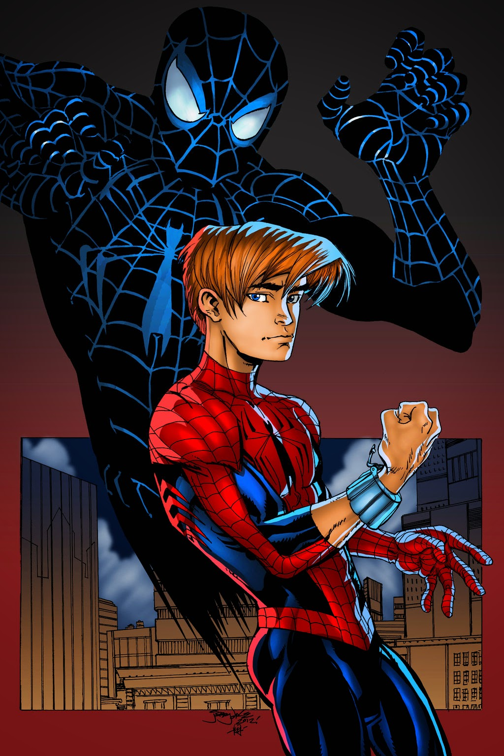 Kumpulan Gambar Ultimate Spider Man Gambar Lucu Terbaru