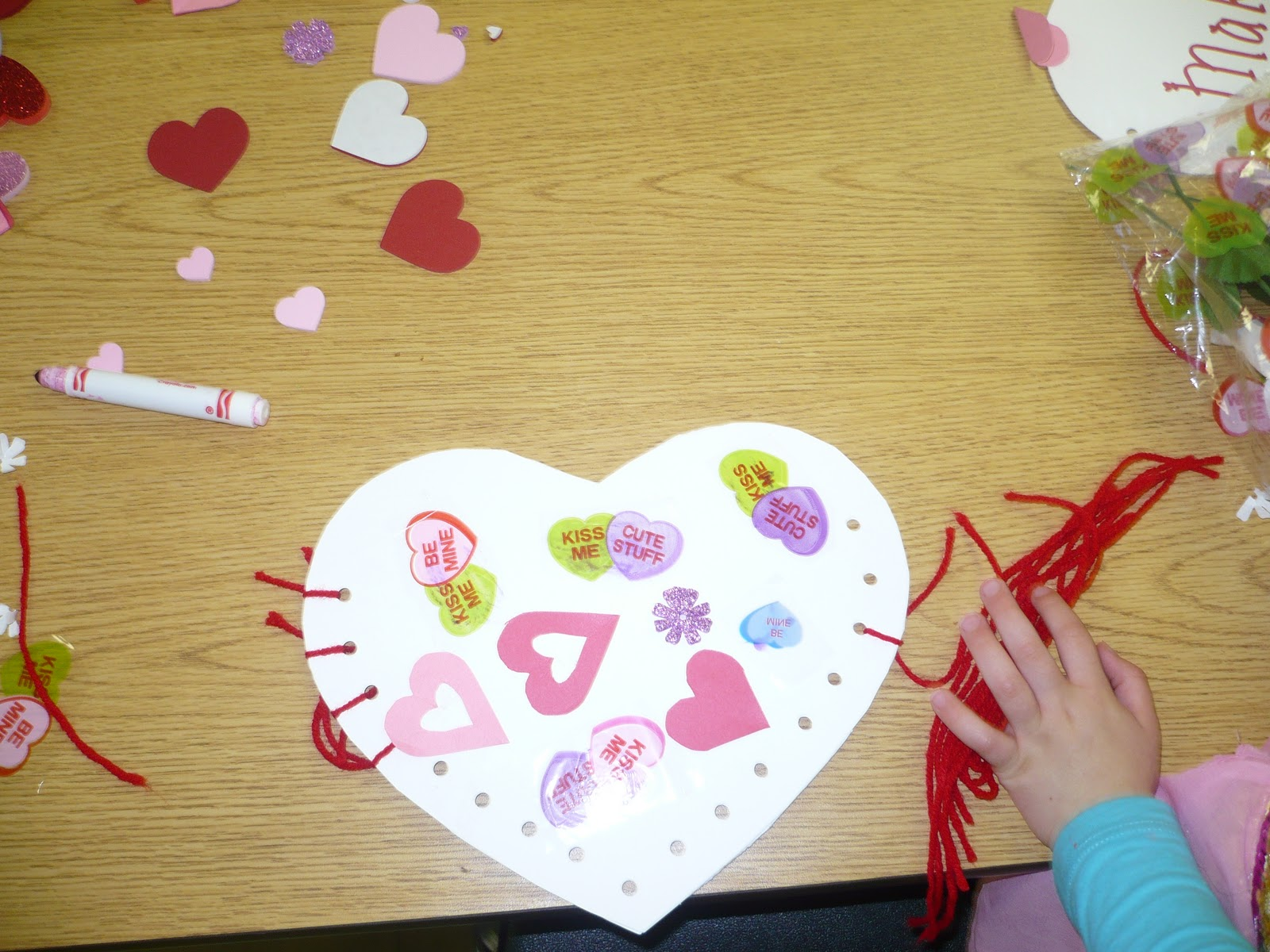 Centers And Circle Time Valentine Activities For Preschool
