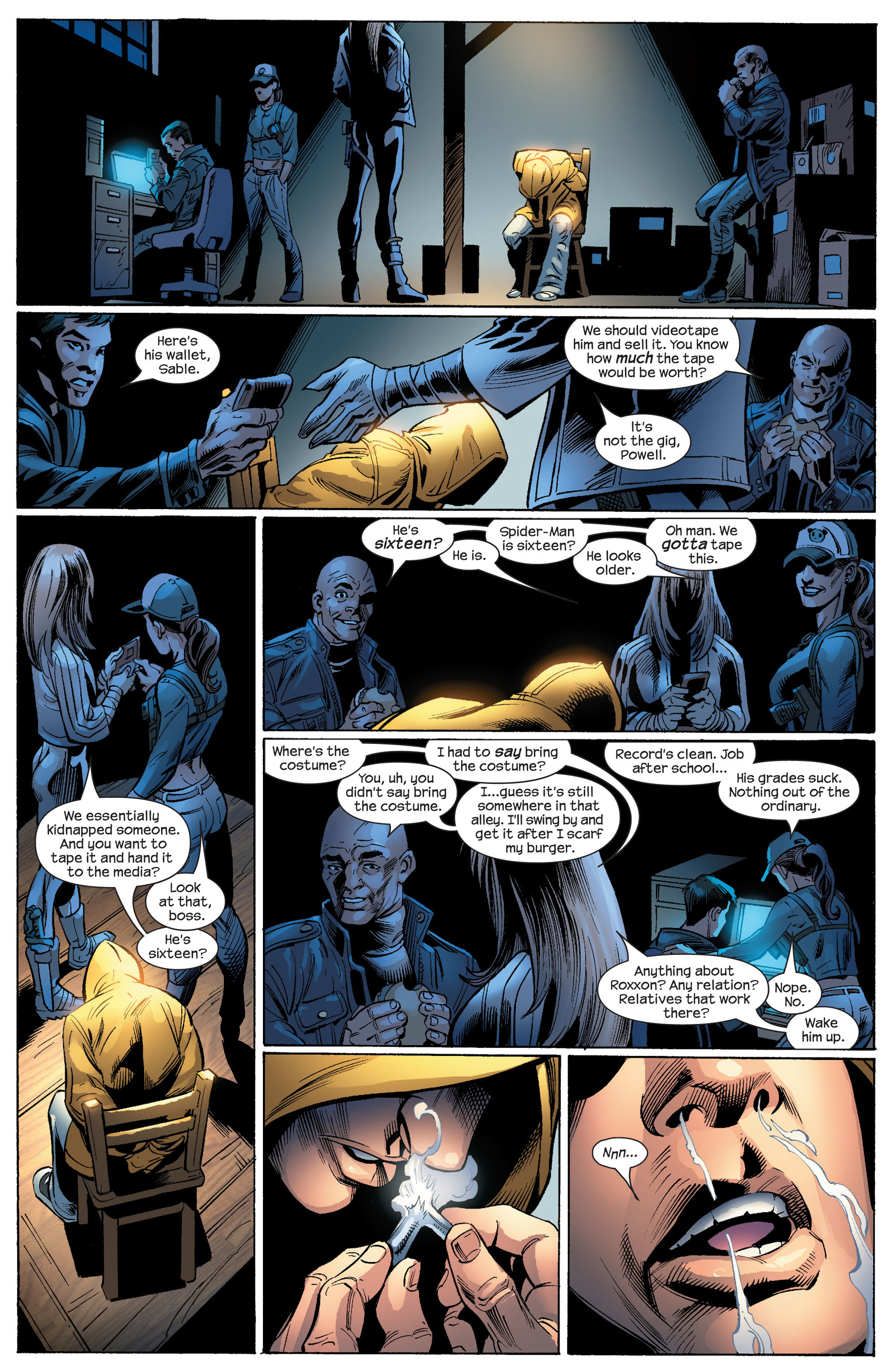Read online Ultimate Spider-Man (2000) comic -  Issue #86 - 20
