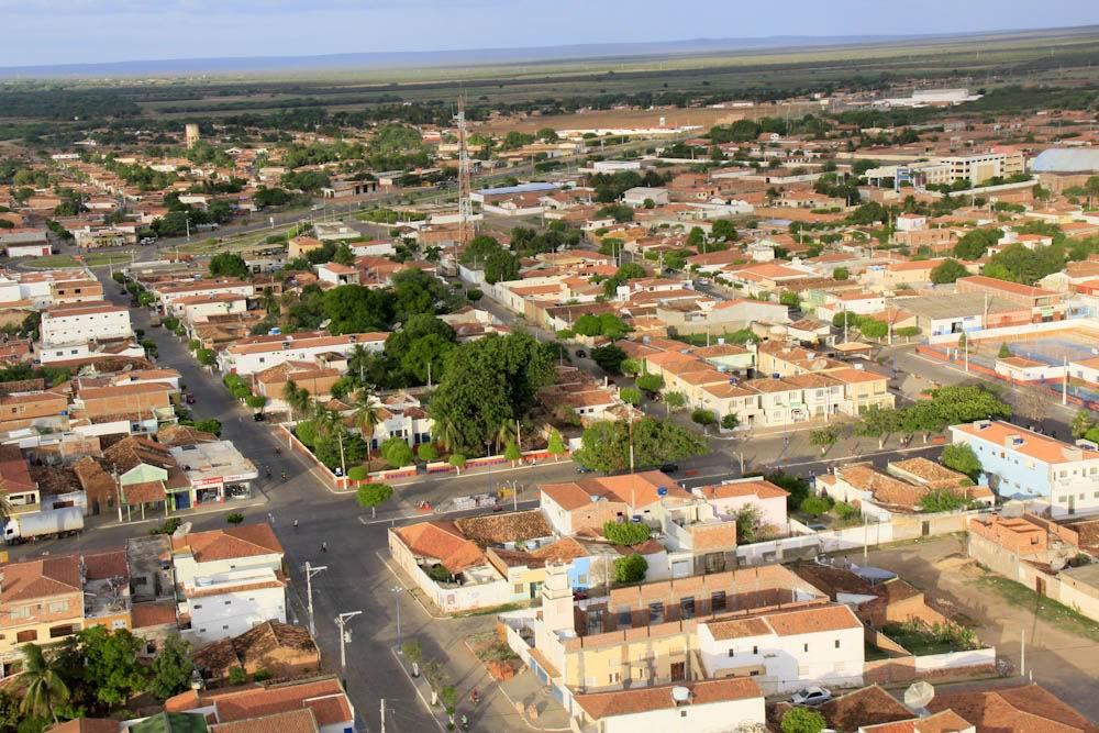 Xique-Xique, Cidade da Bahia
