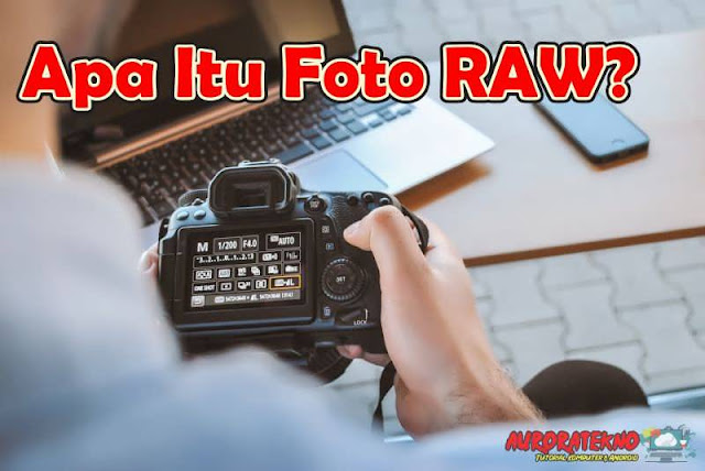 Apa Itu Format Foto RAW Dan Kelebihannya
