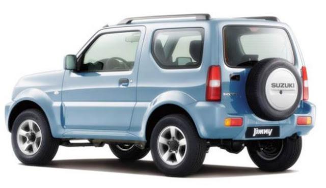2018 Suzuki Jimny Engine Specs and Release Date