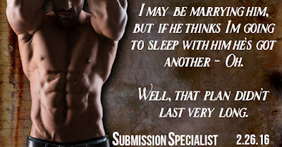 Submission Specialist by Ada Scott #Excerpt #Giveaway | Book Liaison