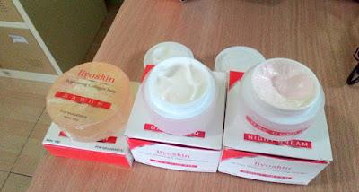 Liyoskin Cream Pencerah Wajah Paling Bagus