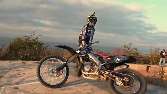 Urban Motocross City Mayhem Russia