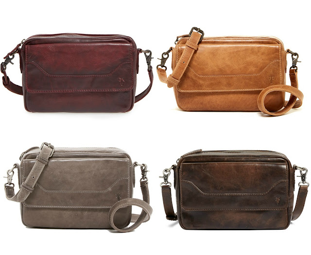 Nordstrom Rack: FRYE Melissa Leather Camera Crossbody Bags - 65% Off!