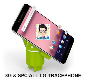 ملف QCN لتفعيل الثري جي + تصفير SPC لجميع اجهزة LG  تراك فون مجرب 100%