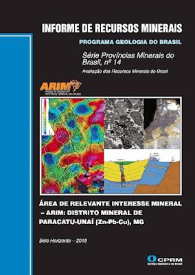 Serviço Geológico do Brasil lança produtos que ampliam potencial mineral do sudeste e centro-oeste do país