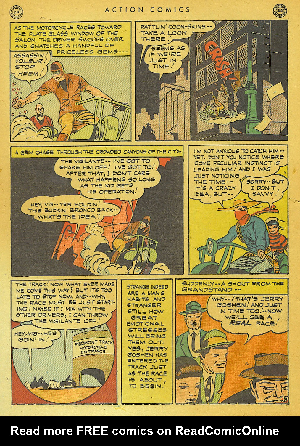 Read online Action Comics (1938) comic -  Issue #74 - 24