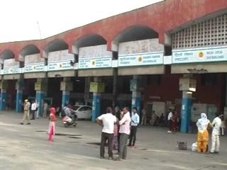haryana-roadways-strike-faridabad-today