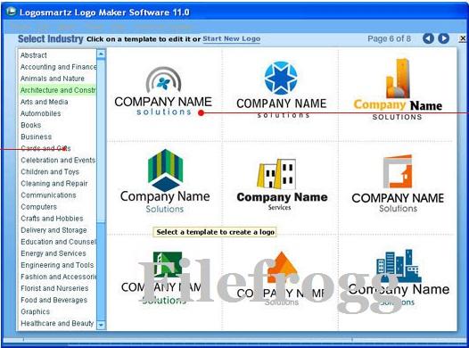 Logosmartz Logo Maker 11 Full Crack + Serial