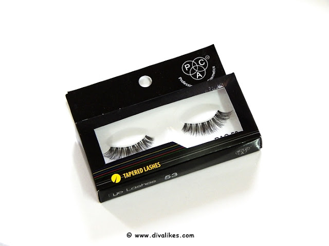 PAC Eye Lashes 53 Review