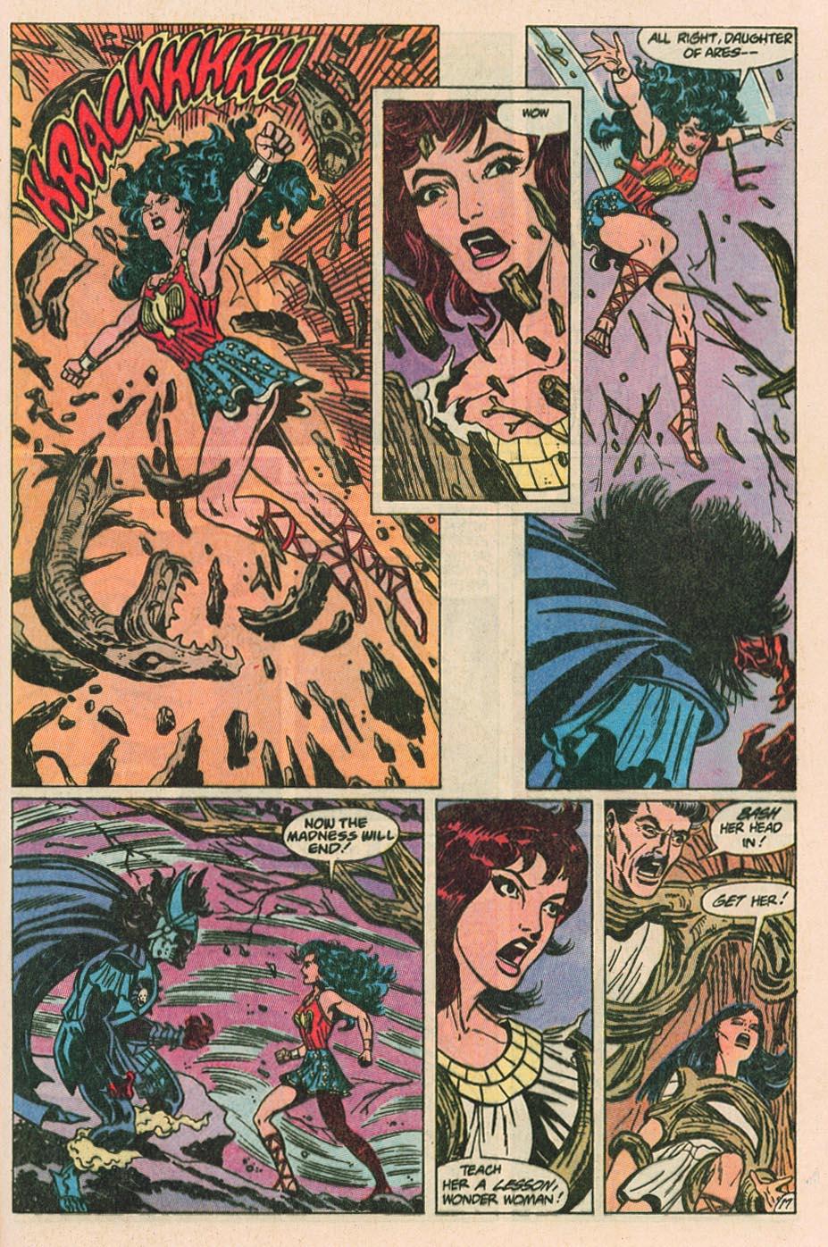 Read online Wonder Woman (1987) comic -  Issue #40 - 19