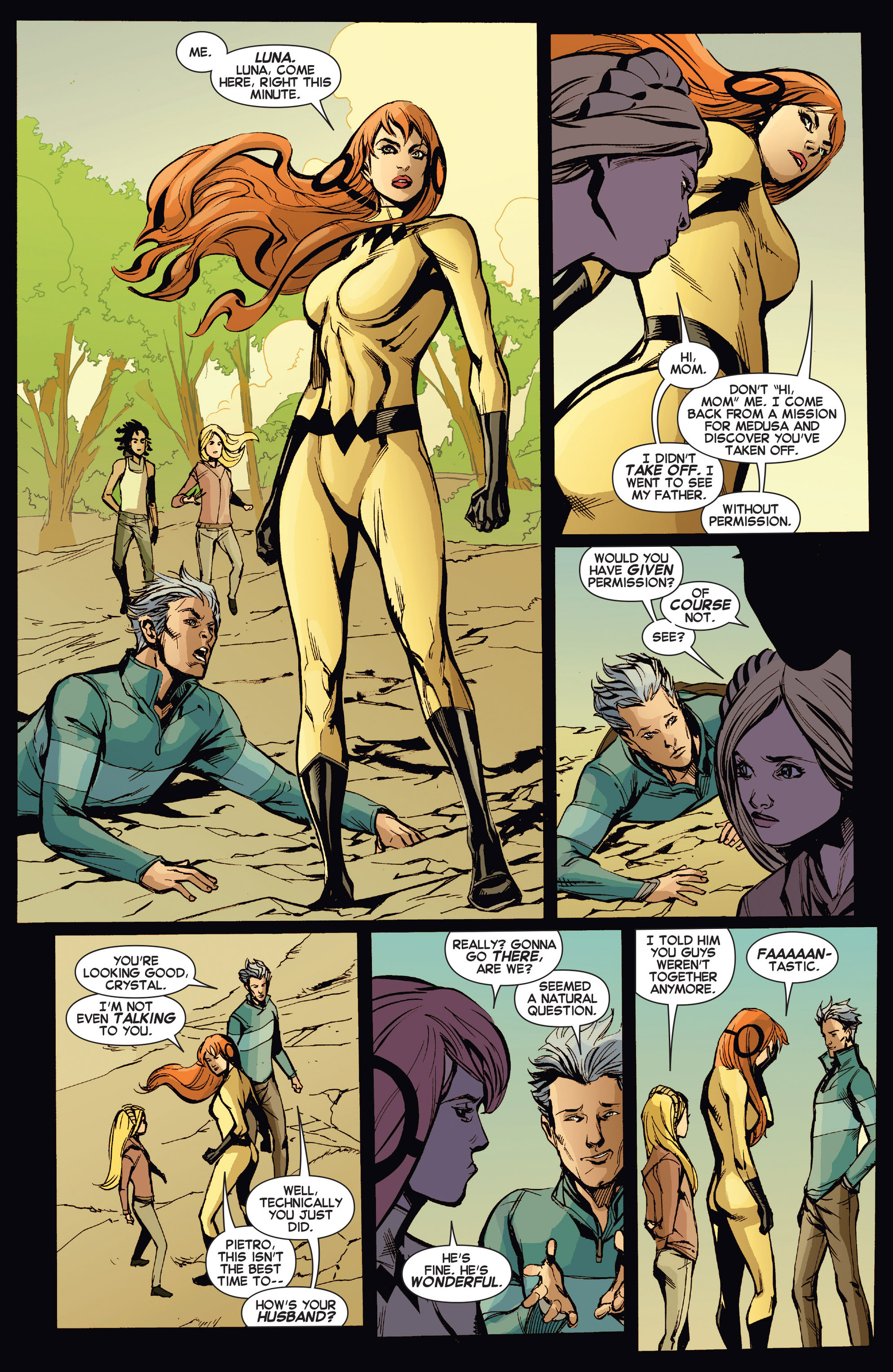 Read online All-New X-Factor comic -  Issue #13 - 21