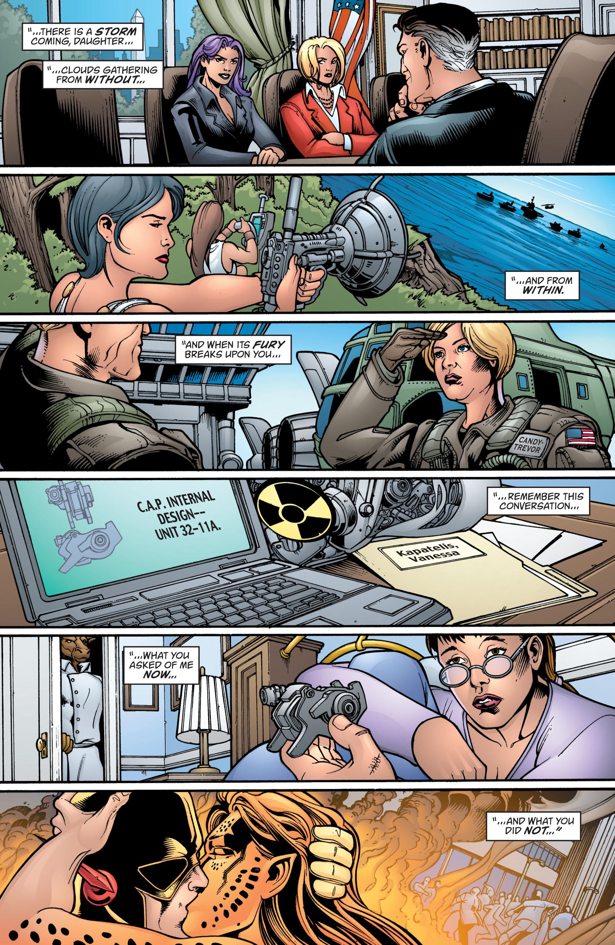 Read online Wonder Woman (1987) comic -  Issue #213 - 20