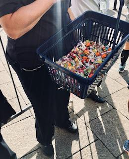 London Marathon Sweets Candy