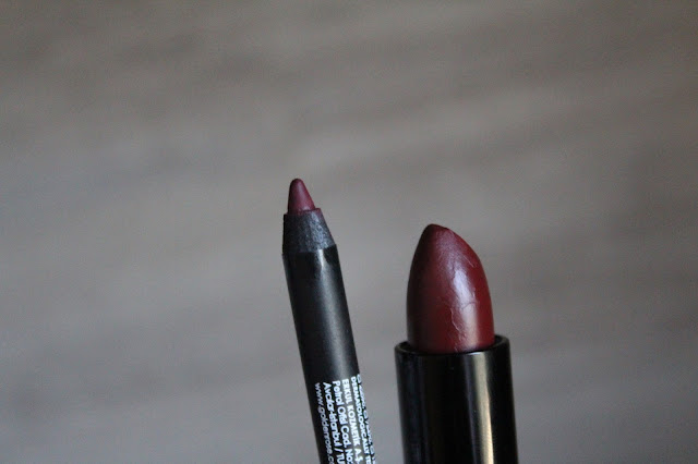 Lip Combo: Golden Rose Velvet Matte 23 + Dream Lip Pencil 524
