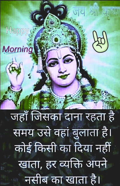 Beautiful Good Morning Shayari Image-Hindi good morning shayari - Greetings1