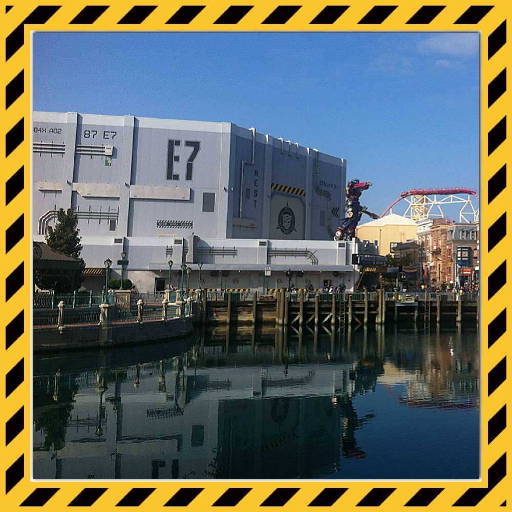 Orlando Theme Parks Blog: Transformers Officially Opens At