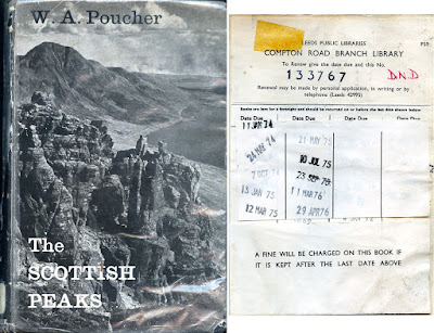Poucher: the Scottish Peaks