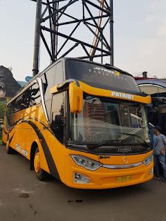 Sewa Bus Pariwisata Patriot SHD Bandung Jetbus 3