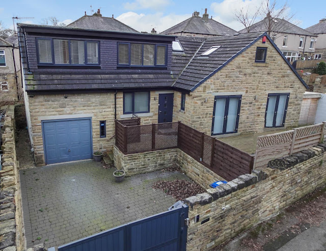 This Is Bradford Property - 4 bed detached house for sale Croft Street, Idle, Bradford BD10