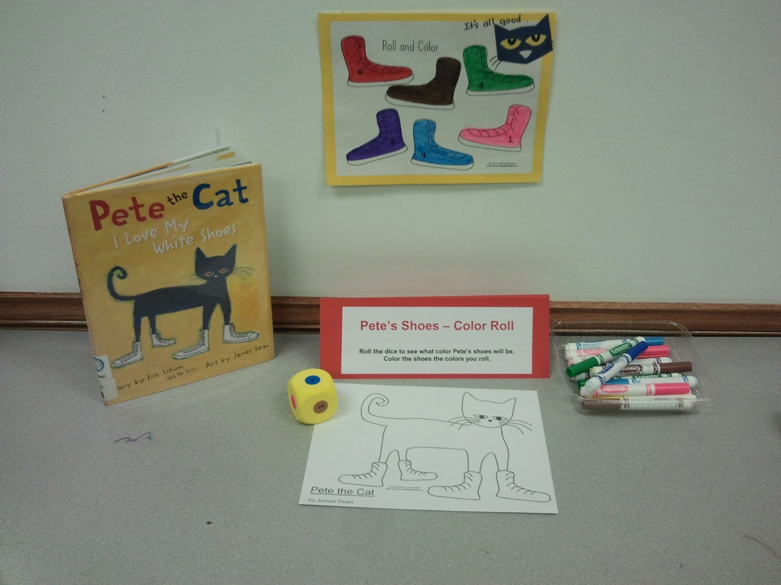 Library Juju Storybook Math