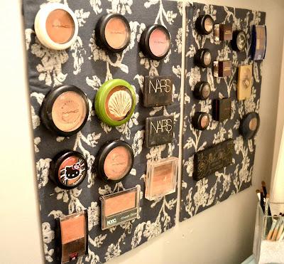 makeup storage, Makeup Storage {Part 2}