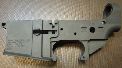 nictaylor00, jeremy, ar15, ar-15, stripped lower, lower, rifle, carbine, pistol, multi-caliber, 556, 223, 6.8