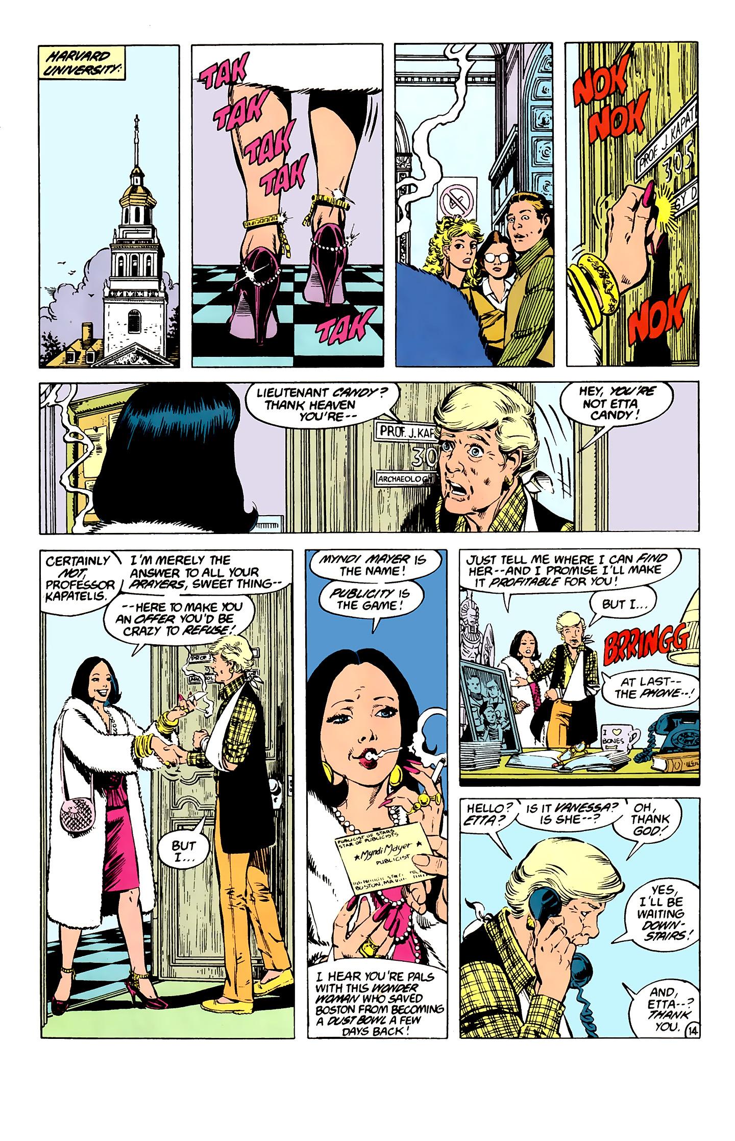 Read online Wonder Woman (1987) comic -  Issue #7 - 14