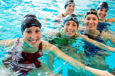 κολύμπι και υγεία