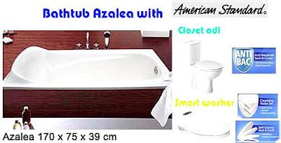 gambar harga bathtub american standar