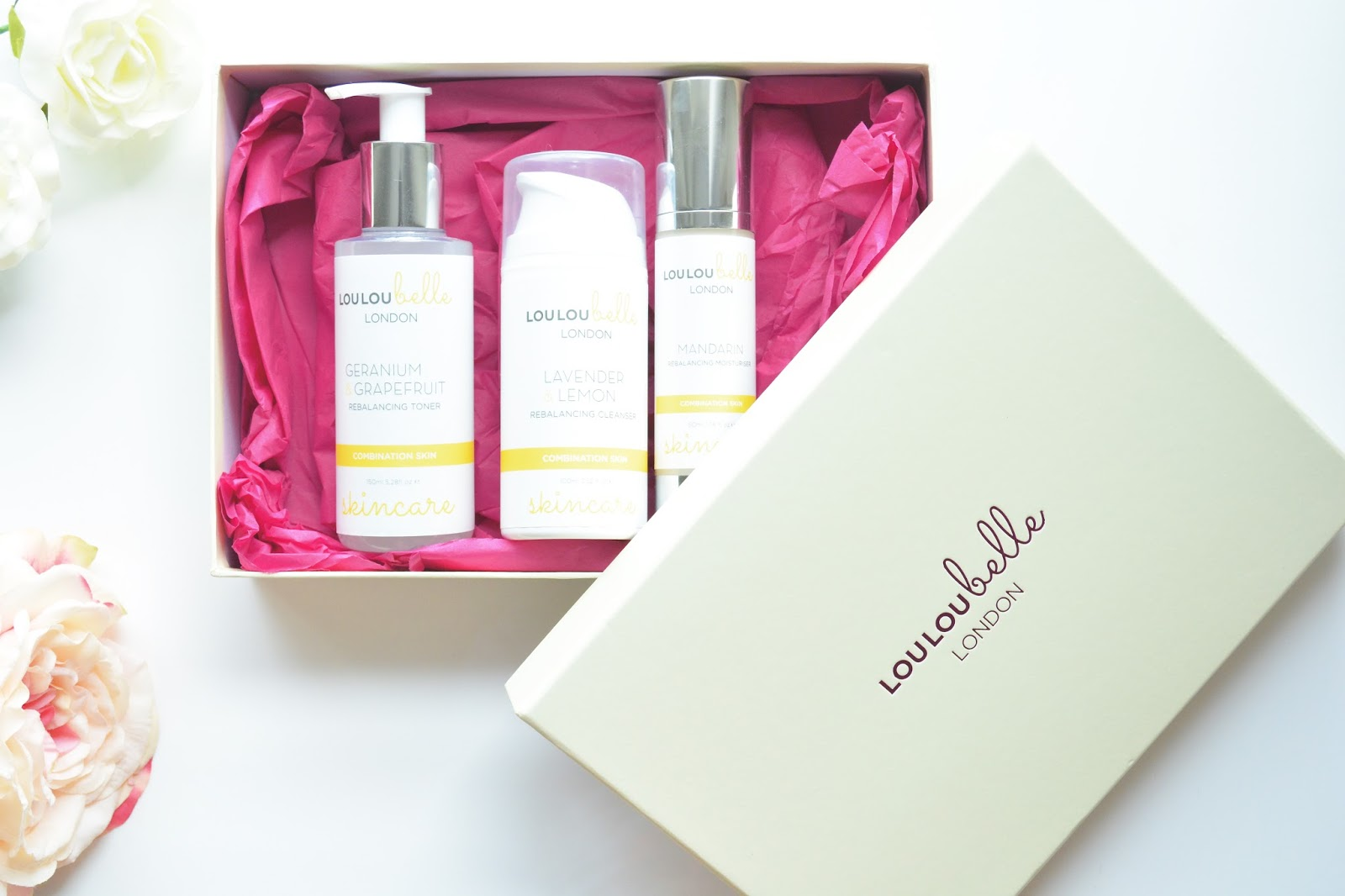 LouLouBelle London Skincare - Combination Skin