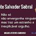 «Foi valente Salvador Sobral» Miguel Esteves Cardoso